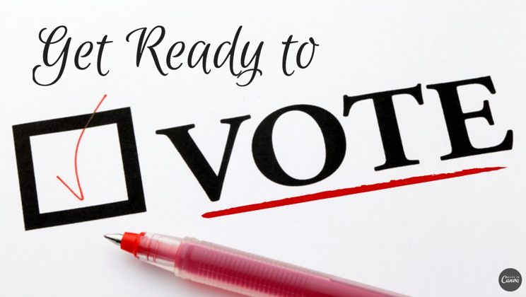 Get Ready to Vote
