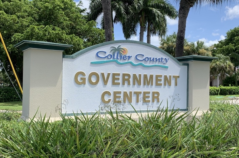 Collier County Government Admin Building