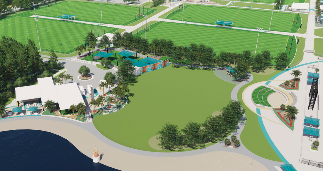 Collier County Paradise Sports Complex