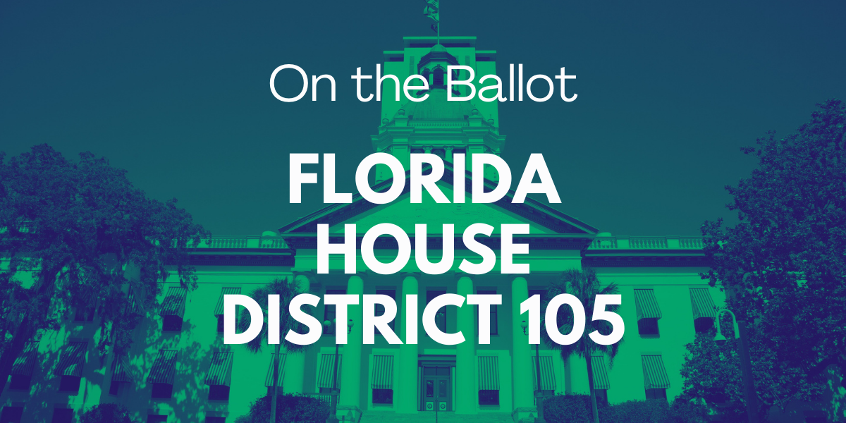On the Ballot: Florida House District 105